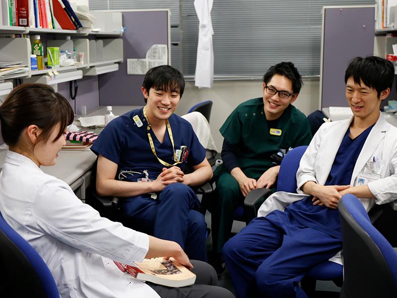 機構 センター 医療 病院 東京 国立 【国立病院機構 東京医療センター】